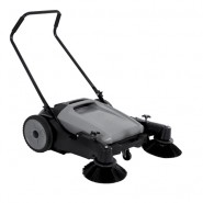 Manual Sweeper Dual Brush